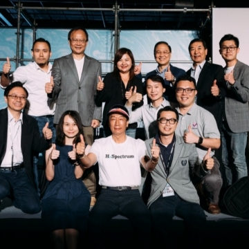 Helios joins H. Spectrum & Merck Innovation Lab