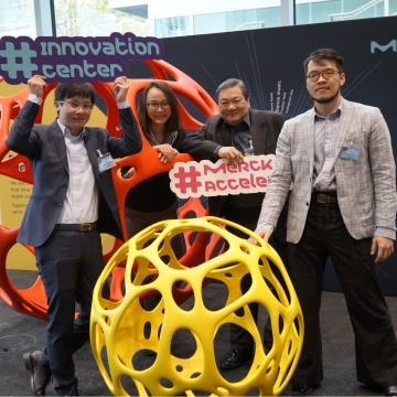 Merck Innovation Center 最終決選